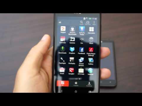 مراجعه للهاتف المحمول HTC One S