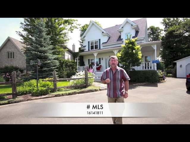 Immobilier Montréal capsule #28: Maison à Vendre à Mirabel Qc. MLS 16534612