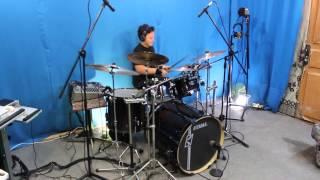 Danil Drummer Dnepr Narrow Escape
