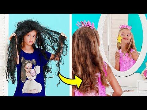 13 идей декора комнаты для принцесс!