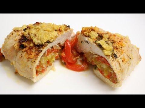 poulet-farci-facile-(cuisinerapide)