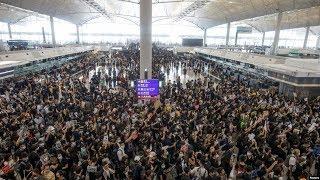 VOA连线(海彦):香港社会强烈反弹 警民对立关系加深