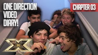 One Direction: The X Factor Diary | Chapter Three | The X Factor UK