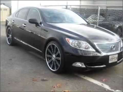2008 lexus ls 460 annapolis md youtube. Black Bedroom Furniture Sets. Home Design Ideas