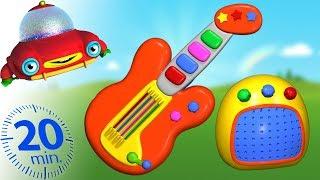 Educational TuTiTu Toys | Compilation of Musical toys