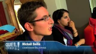 RTBF - Quel Temps! 3/3 - Orage - Le collectif Belgorage de retour de la Tornado Alley (16/06/2013)