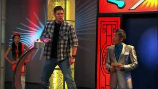 Supernatural - Sam and Dean on a japanese game show!