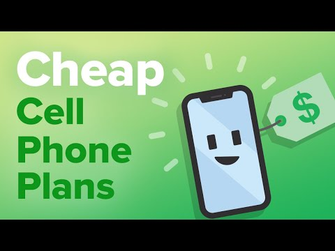 Best Cheap Cell Phone Plans [2020]