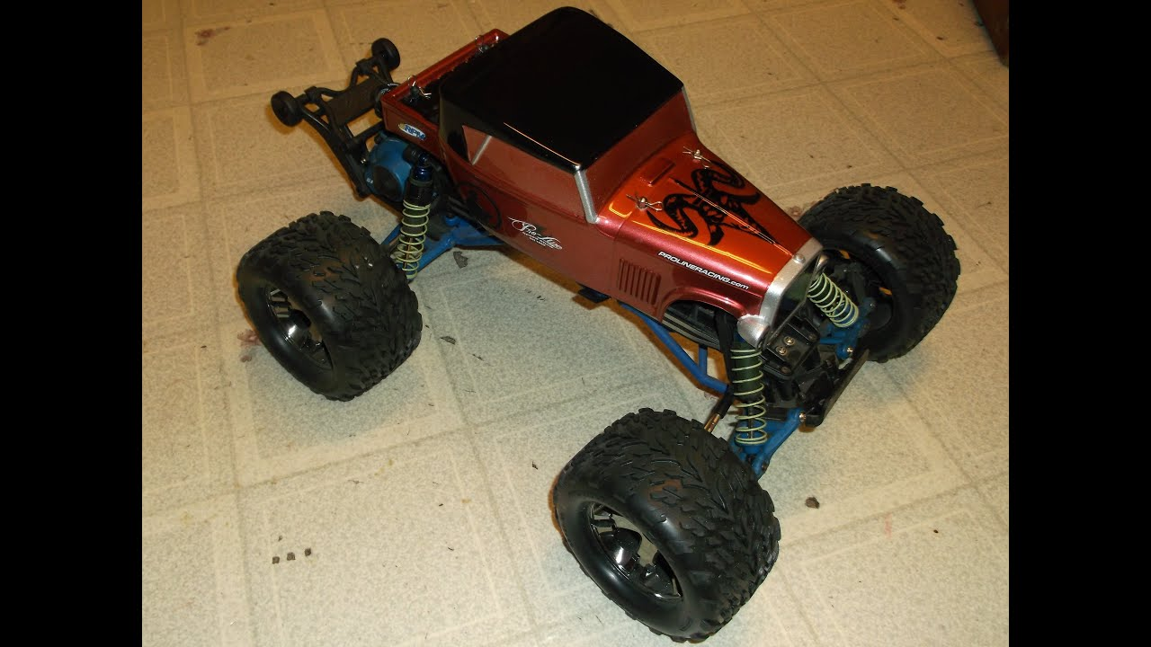 """Traxxas Stampede """"rat rod"""" and a game of 20 questions"""