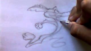 """Eddie Duran...Teaches you how to draw """"WILD"""