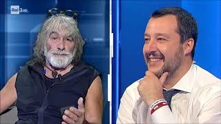 Salvini Avevo Proposto A Corona Di Fare Il Ministro Della Montagna   Cartabianca 04122018