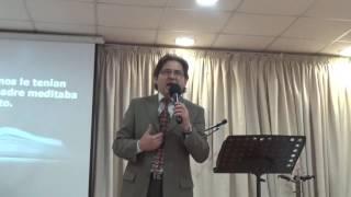 """""""La Humillación Precede a la Exaltación""""  Pr. Claudio Aguilera"""