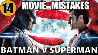 14 Mistakes of BATMAN v SUPERMAN You Didn