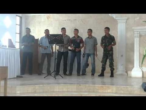 KASIHMU TUHAN-VOCAL GROUP PEMUDA KARIANGO
