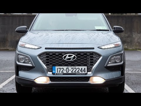 Hyundai Kona review 2018
