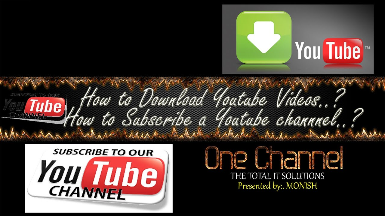 How to download youtube videos and subscribe a channel in hindi how to download youtube videos and subscribe a channel in hindi ccuart Images