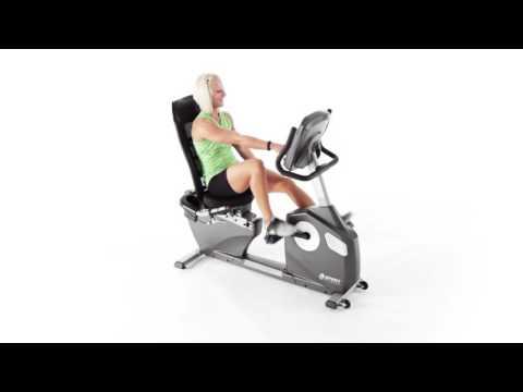 Spirit XBR Fitness Bikes - Upright And Recumbent - Profile