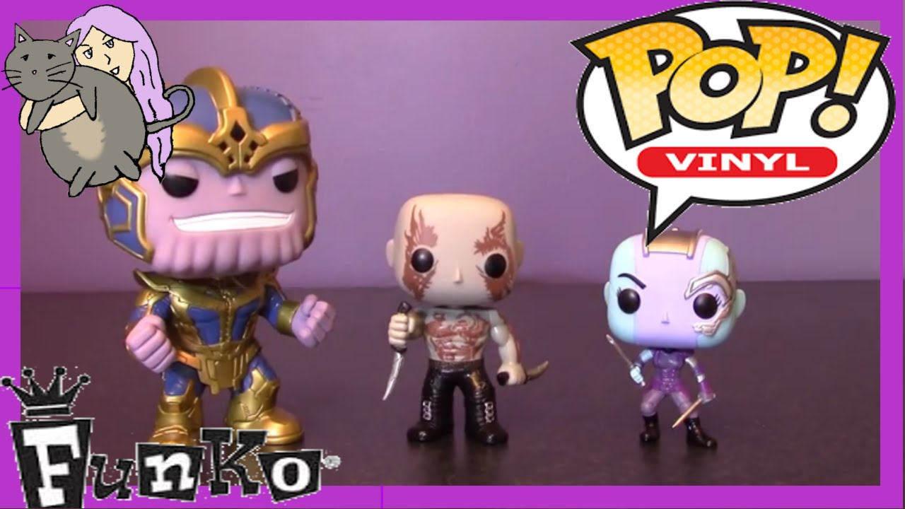 6-inch Marvel Guardians of the Galaxy Thanos