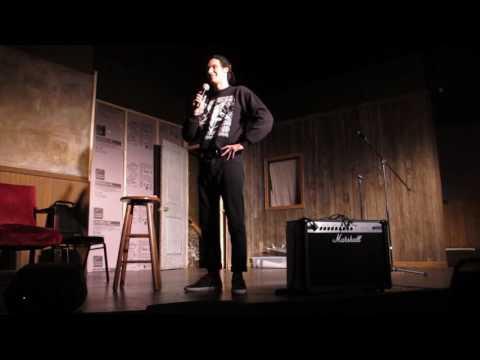 Alex Avery @Camp Bar open mic Nov 21st 2016 POST UNLISTED