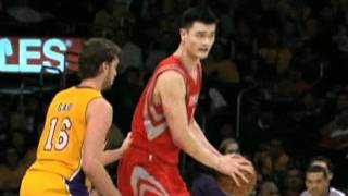 Chinese Basketball Superstar Yao Ming Retires