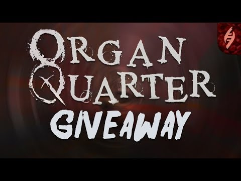Organ Quarter Giveaway *****CLOSED**********