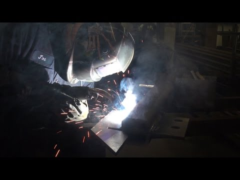Building for the Future Episode 4 | Steel Fabrication and Installation