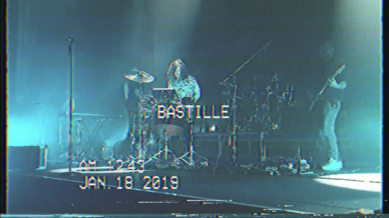 BΔSTILLE MELBOURNE // FIRST TIME PERFORMING GRIP (SEEB VERS.) LIVE