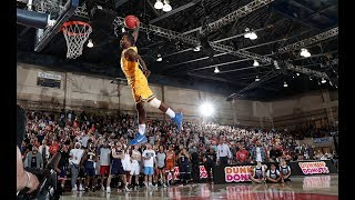 2018 College Slam Dunk Contest || ALL DUNKS HD Video
