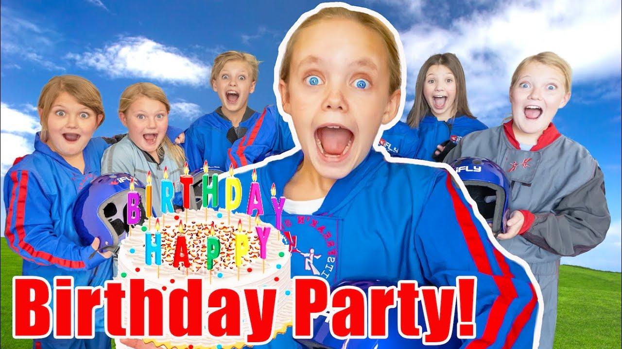 Happy Birthday Jazzy!  Birthday Party!