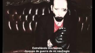 Marilyn Manson Warship My Wreck Subtitulada Al Español