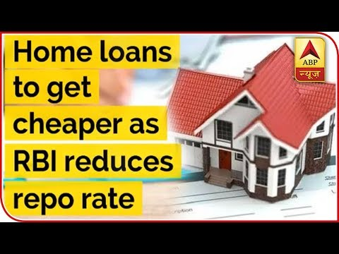 Home Loans To Get Cheaper As RBI Reduces Repo Rate | ABP News
