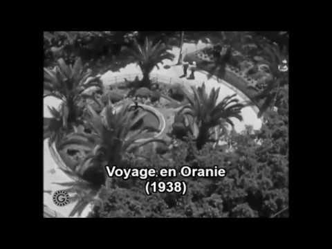 Oran en 1938 très belle vidéo وهران في  1938