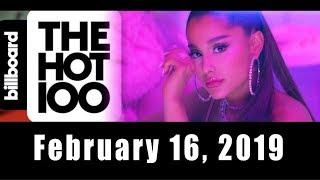 Billboard Hot 100 Top 10 | Ariana Grande has now spent 10 cumulative weeks at #1