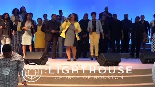 "Angel Davis - ""You Deserve It"" (with Worship Moment)"