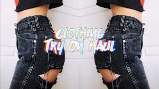 One of Rahnee Bransby's most viewed videos: TRY ON CLOTHING HAUL ☆
