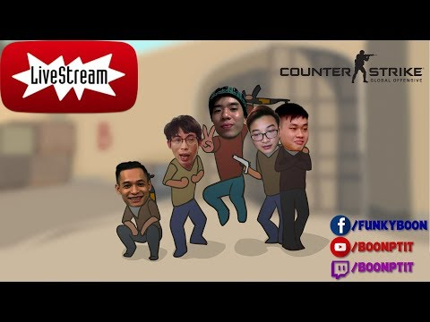 🔴CSGO/PUBG : Dream team Lào Cai - Bet Esports make me rich