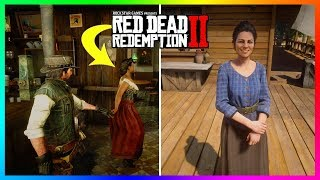 What Happens If John Marston Tries To Cheat On Abigail In Red Dead Redemption 2? (SECRET Outcome)