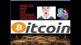 BTC Mining   With Proof   NO investment