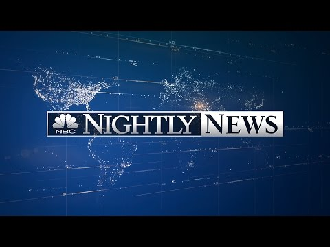 NBC NIghtly News with Peter Alexander from Washington D.C.