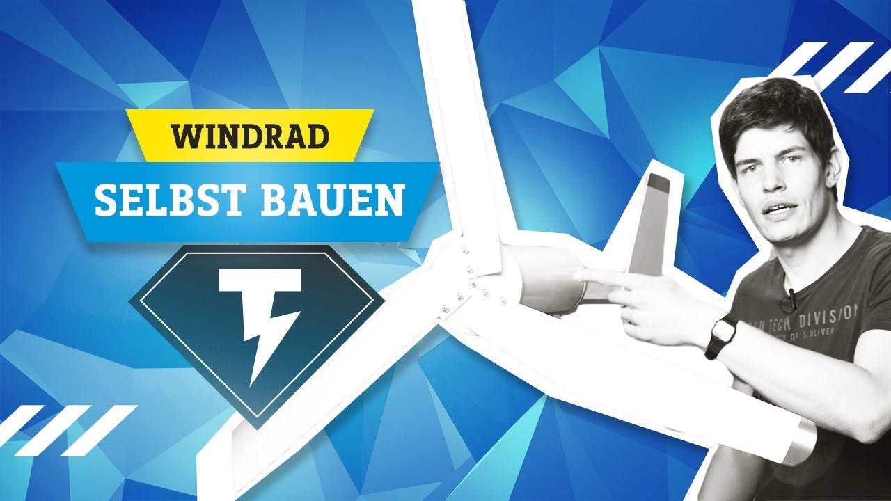 Windrad selbst bauen| Conrad TechnikHelden