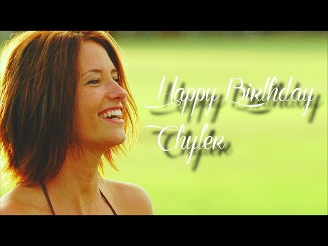 HAPPY BIRTHDAY CHY - The evolution of Chyler Leigh