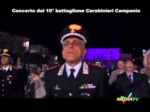 p.8/8 2013 Fanfara dei Carabinieri Campania, 10° battaglione - a Cerreto Sannita