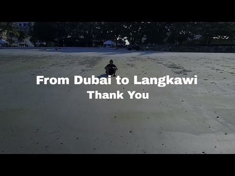 Friendship and Travel, a Thank you video