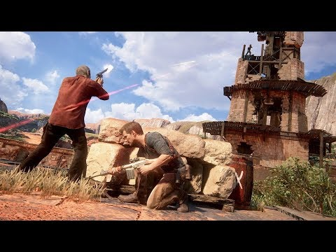 Uncharted 4 Stealth Kills (drake's Cleaning)