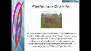 Ware Chicken Coop -- Ware Premium Chicken Coops