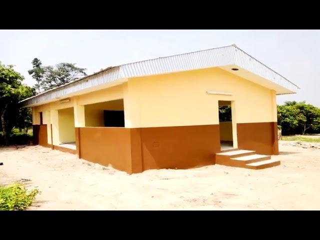 BTP | Construction d'une école primaire à Galléa (Soubré) par TCO Services