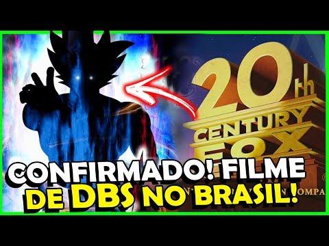 BOMBA! Filme de Dragon Ball Super vai Passar Nos CINEMAS do Brasil!