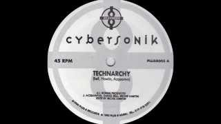 Cybersonik - Technarchy (1990)