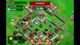 Samurai Siege :: Castle Level 6 Farming/Hybrid Base Design! With reviews!
