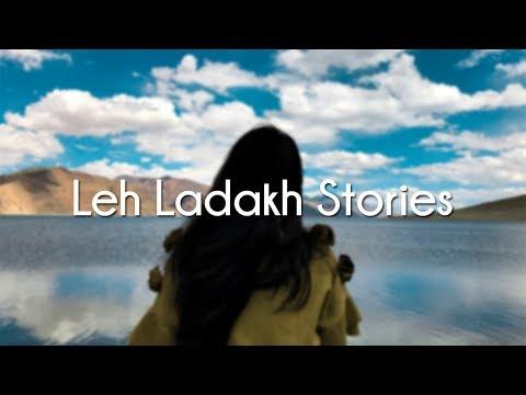 "Leh Ladakh Stories | The Land of Mystery | Ladakh ""The Land of High Passes""."